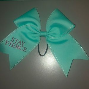 Accessories - Stay Fierce Bow
